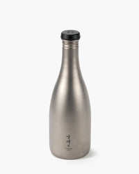 Snow Peak - Titanium Saké Bottle - 1