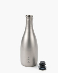Snow Peak - Titanium Saké Bottle - 2