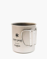 Snow Peak - Ti-Single 600 Wall Cup - 2