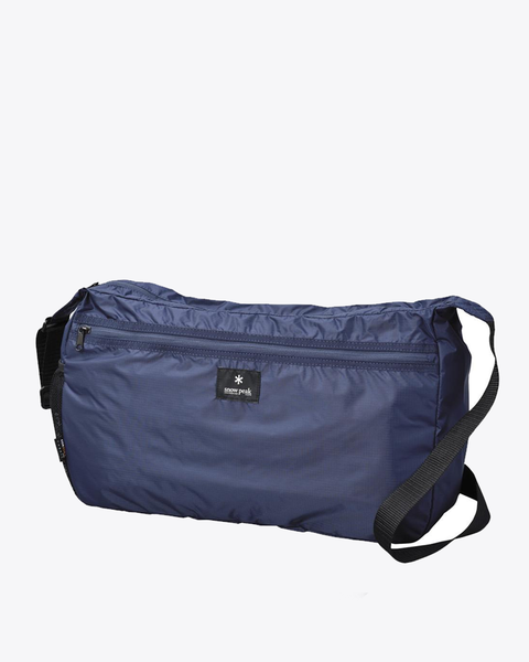 Pocketable Boat Form Shoulder Bag
