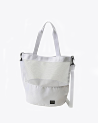 Active Mesh 2way Shoulder Bag - Snow Peak