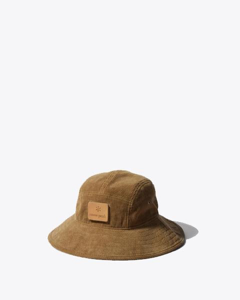True Organic Corduroy Hat