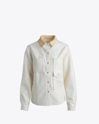 Woolrich x Snow Peak Wool Shirt