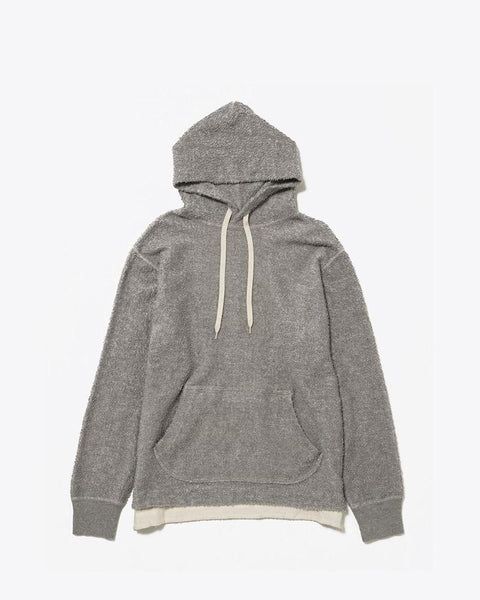 Long Loop Sweat Hoodie