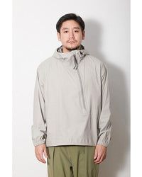 3L Soft Shell Pullover - Snow Peak