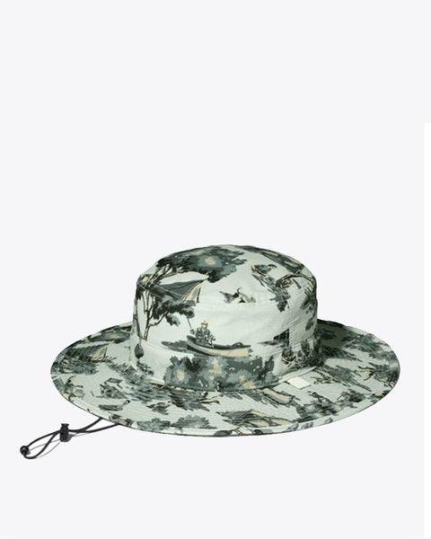 Printed Field Hat