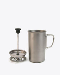 Snow Peak - Titanium French Press - 4