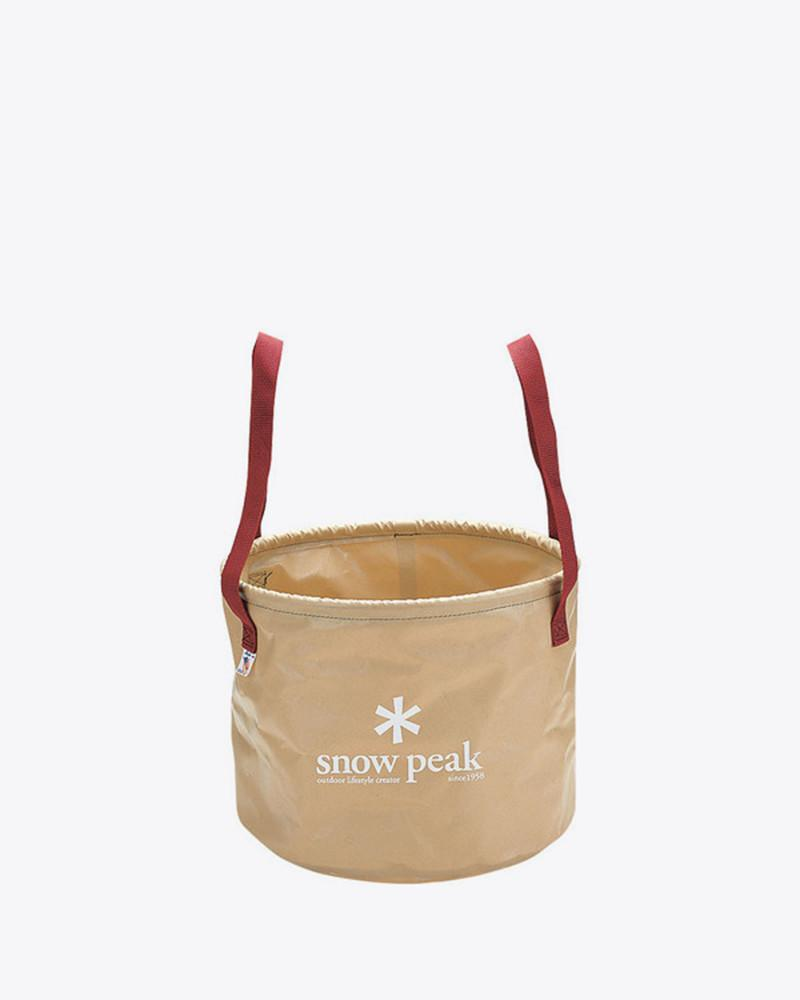 Snow Peak - Camping Bucket Jumbo