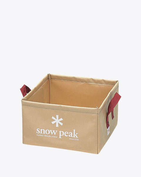 Snow Peak - Pack Bucket