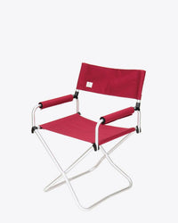 Red Folding Chair - Snow Peak