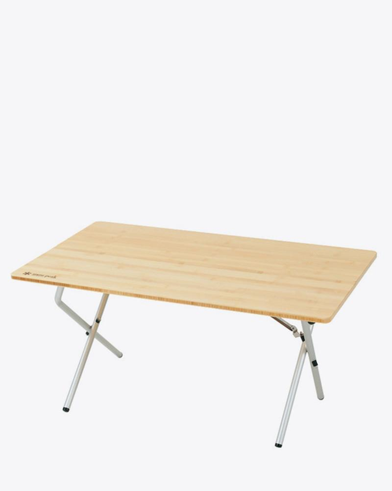 Snow Peak   Single Action Low Table   1