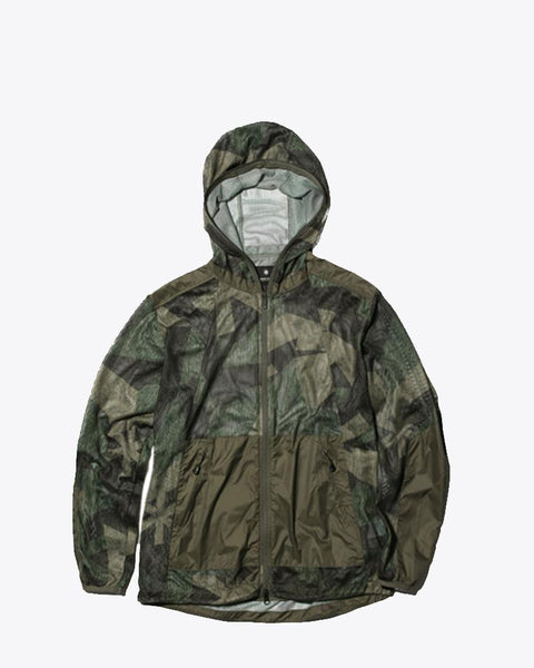 Printed Insect Shield Parka