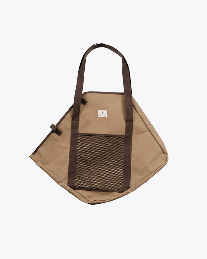 Fireplace Canvas Bag (S) - Snow Peak