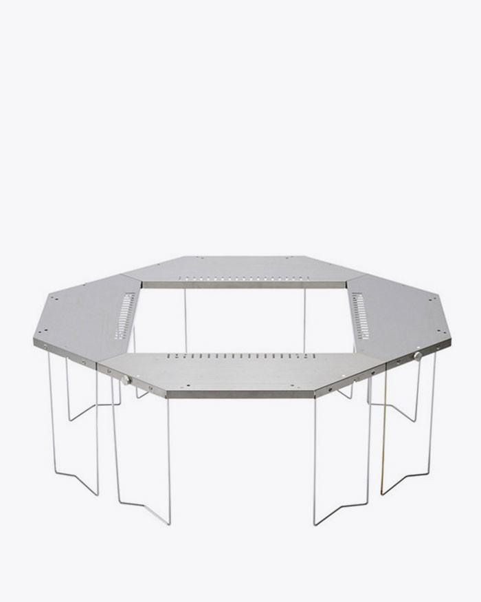 Jikaro Firering Table - Snow Peak