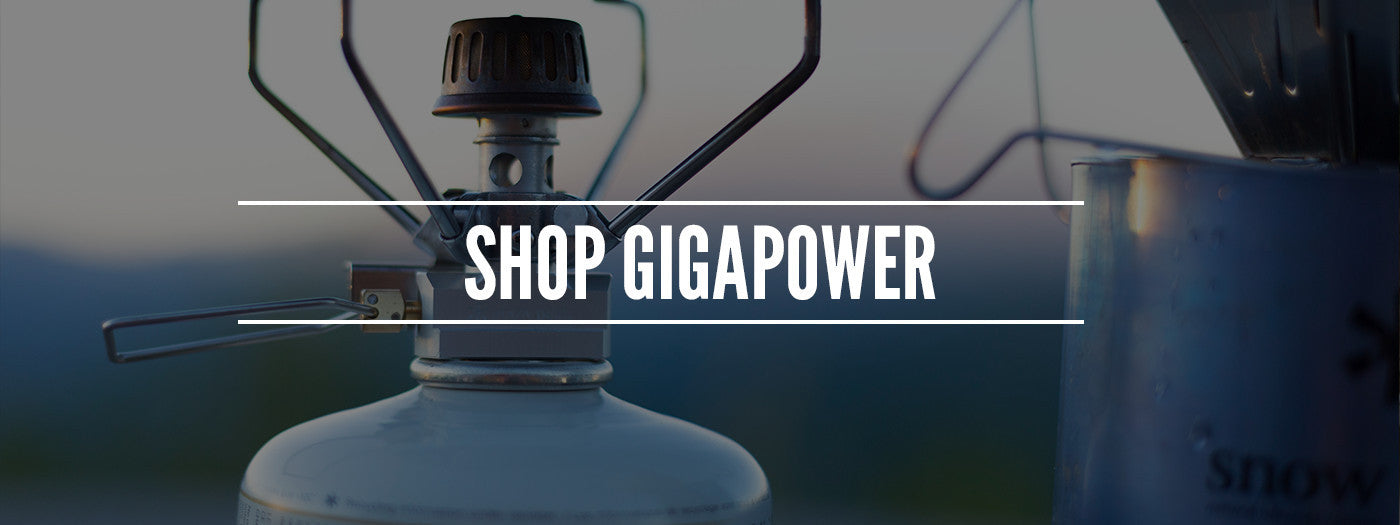 GigaPower Stove