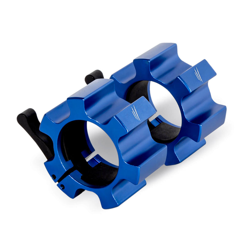 Primal Strength Metal Quick Release Lock Collar (Blue)