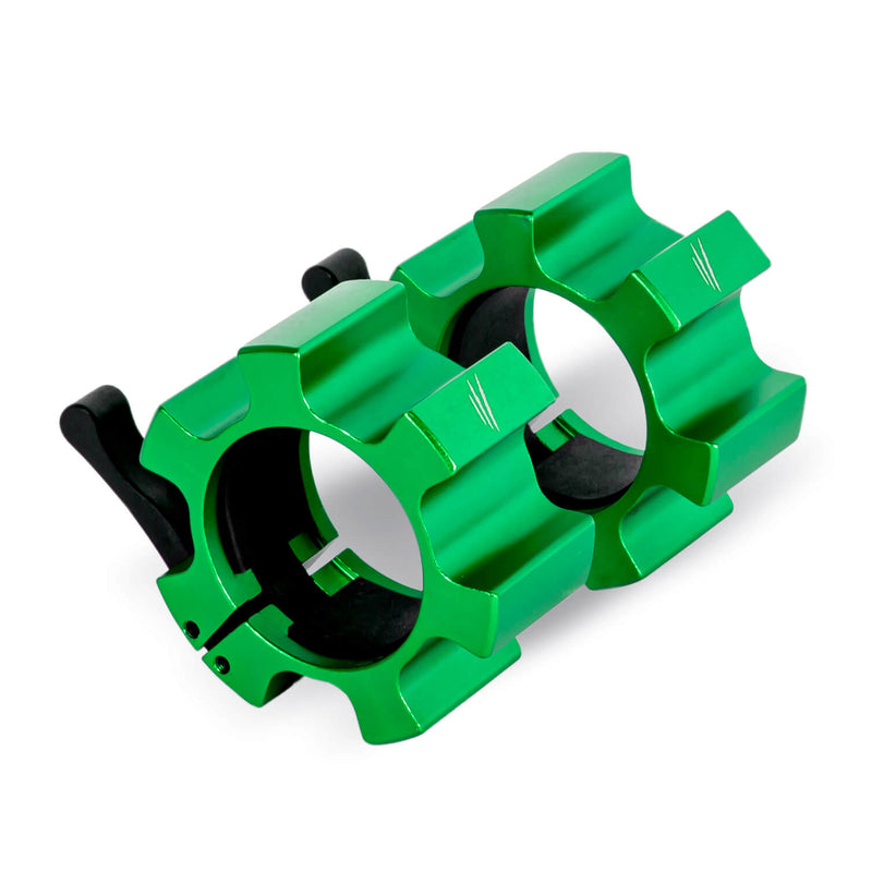 Primal Strength Metal Quick Release Lock Collar (Green)