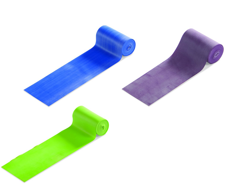 Physical Company Supaflex X-Bands - Latex Free
