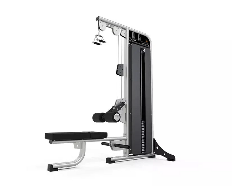 Exigo Selectorised Lat-Pull Low Row Combo