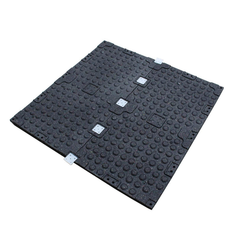Primal Strength 20mm EPDM Premium Gym Tile - 1m x 0.5m x 20mm