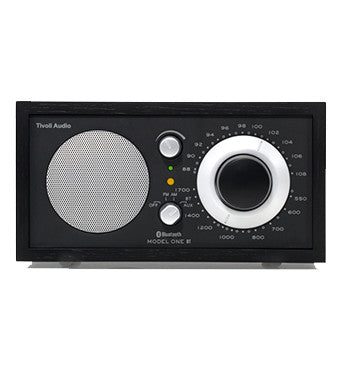TIVOLI AUDIO MODEL ONE BLUETOOTH AM/FM TABLE RADIO