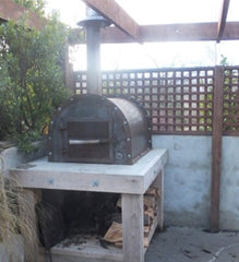 Outdoor Pizza Oven - Custom Built Ovens - Outdoor Pizza Ovens from Ambience Systems Queenstown