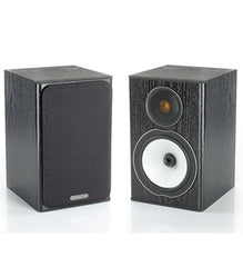 Black Monitor Audio BX1 Speakers - Audio and Sound from Ambience Systems Queenstown