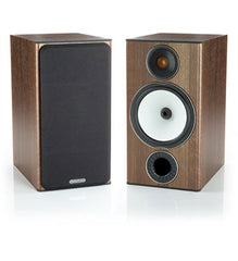 Walnut Monitor Audio BX2 Speakers - Audio Sound from Ambience Systems Queenstown.