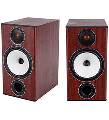Rosewood Monitor Audio BX2 Speakers - Audio Sound from Ambience Systems Queenstown.