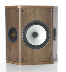 Walnut Monitor Audio BXFX Speakers - Audio Sound from Ambeince Systems Queenstown