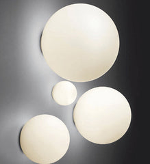 Dioscuri Parete/Sofitto Wall or Ceiling Light - Lighting From Ambience Systems Queenstown