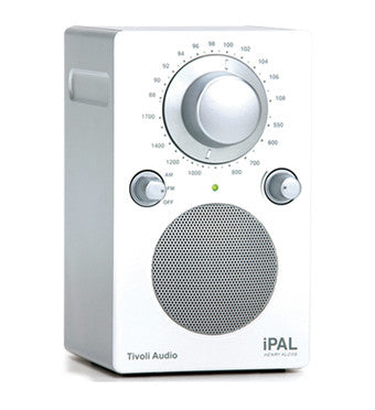 TIVOLI AUDIO IPAL PORTABLE AM/FM RADIO