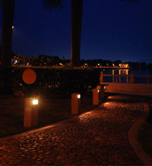 ASL0004Exterior Bollard - Outdoor Lighting from Ambience Systems Queenstown