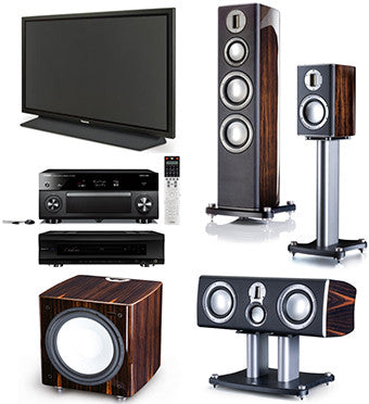HOME THEATRE DELUXE PACKAGE!!!