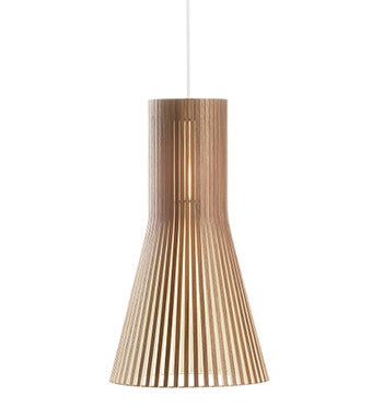 Secto 4201 Suspension Pendant Lamp, Small , Secto - Designer Lighting from Ambience Systems Quuenstown