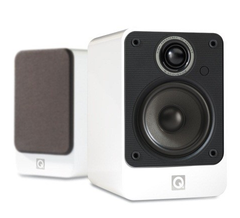Q 2010i Bookshelf Speaker from Q Acoustics Audio and Sound from Ambience Systems Queenstown