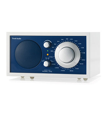 TIVOLI AUDIO MODEL ONE FROST COLLECTION AM/FM RADIO
