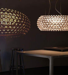 Foscarini Caboche Grand Suspension Pendant Light - Designer Lighting from Ambience Systems Queenstown