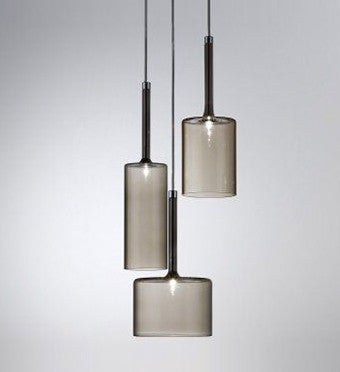 Spillray Triple Pendant Sp Spill 3 - Axo Light Pendants - Designer Lighting from Ambience Systems Queenstown