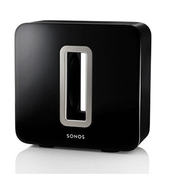 Sonos Sub - Wireless Speakers - Audio and Sound from Ambience Systems Queentsown