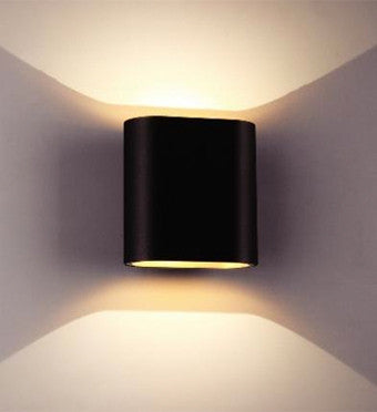 ASW0074 Wall Light Up and Down Directional Light from Ambience Systems Queenstown