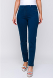 Robell denim blue stretch denim jeans