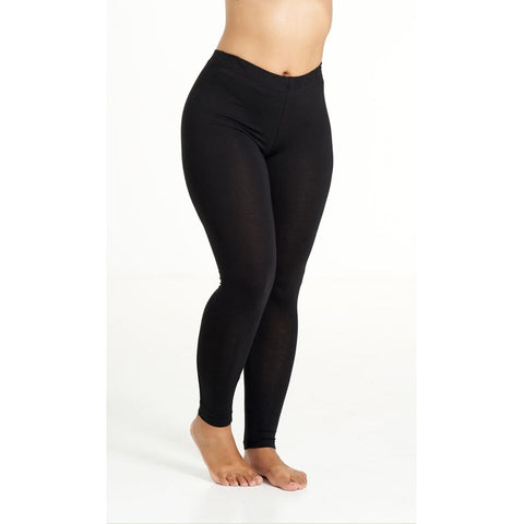 Sandgaard black jersey leggings