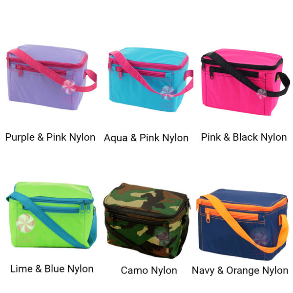 Personalized Nylon Lunch Box
