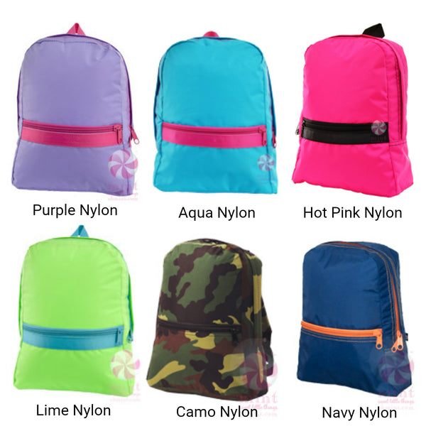 Unicorn Nylon Small Backpack