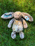 Woodland Monogrammed Jellycat Bunny