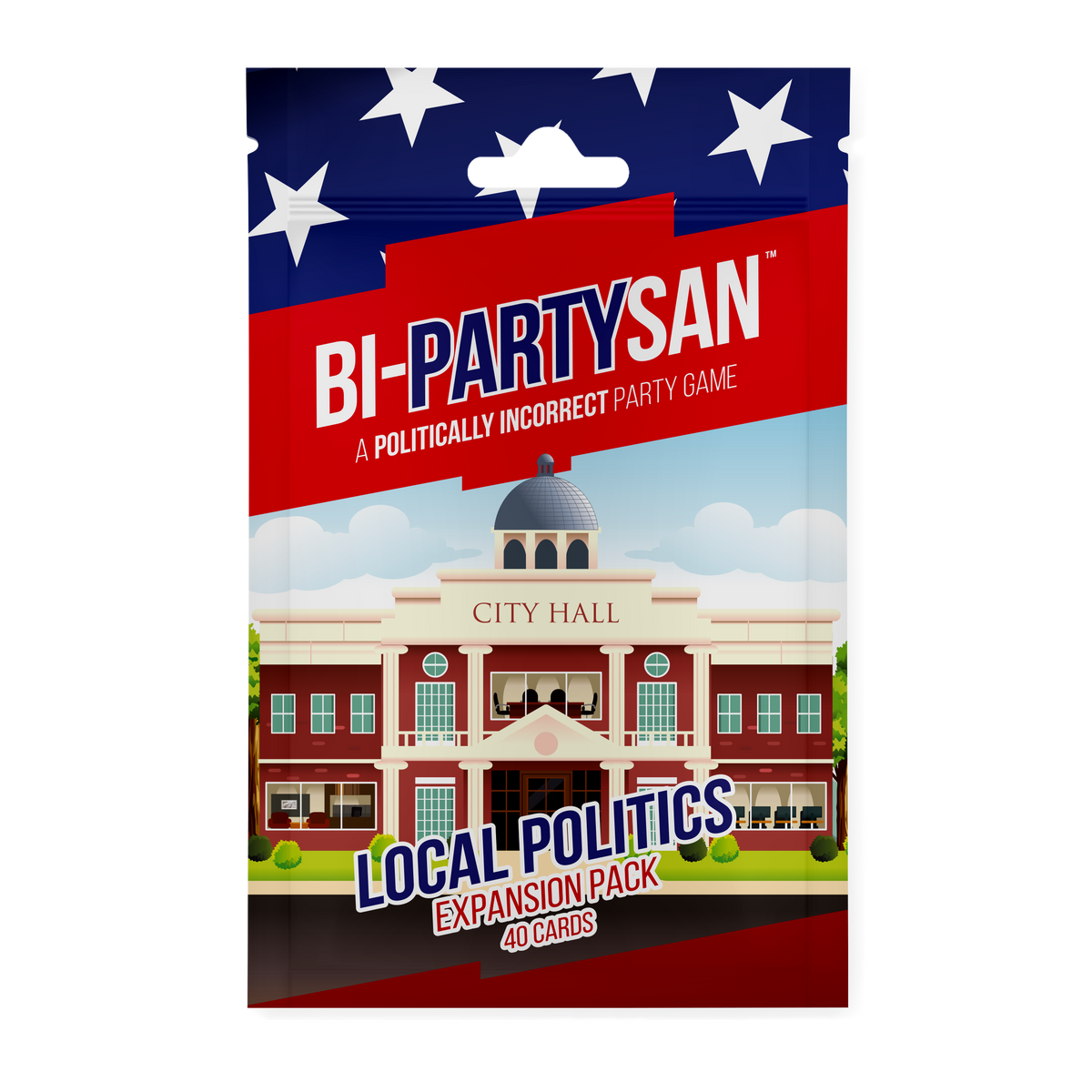 Bi-Partysan™ - Local Politics Expansion Pack