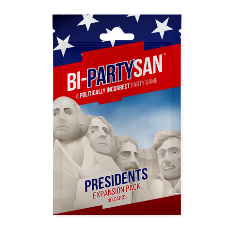 Bi-Partysan™ - Presidents Expansion Pack