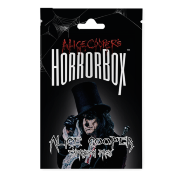 HorrorBox™ - Alice Cooper Expansion Pack