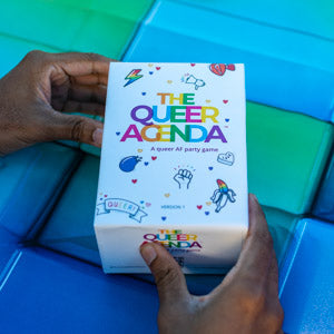FITZ Games The Queer Agenda Card Game for parties